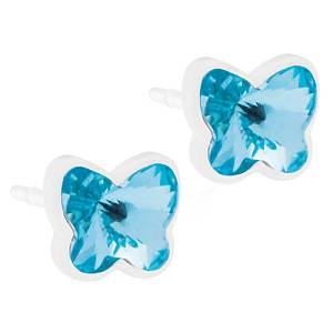 CJ MP BUTTERFLY 5MM AQUAMARINE