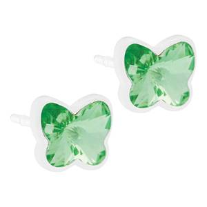 CJ MP BUTTERFLY 5MM PERIDOT