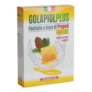 GOLAPIOL PLUS 24PAST